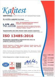 ISO_13485_Kalite_Sertifikası