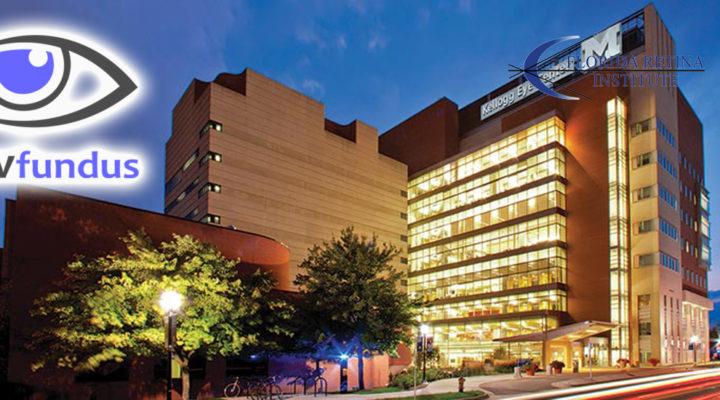 Michigan Üniversitesi WK Kellogg Göz Merkezi New Vision Fundus